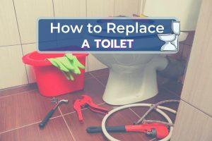 Replacing Toilet Tools