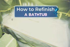 Bathtub Re-glazing