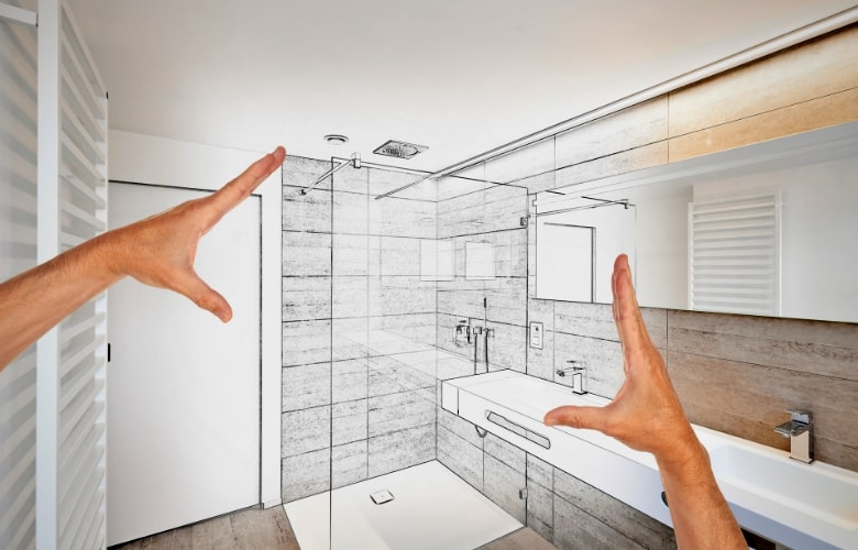 How to convert bathtub into a shower
