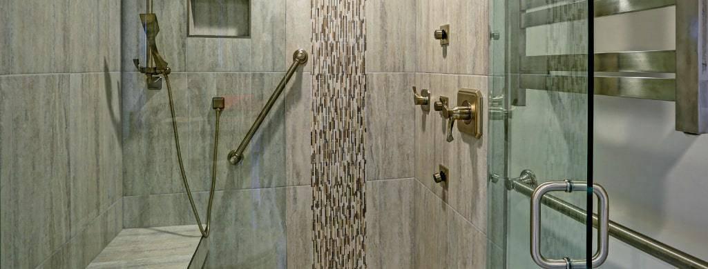Convert Bathtub Into Walk-in Shower